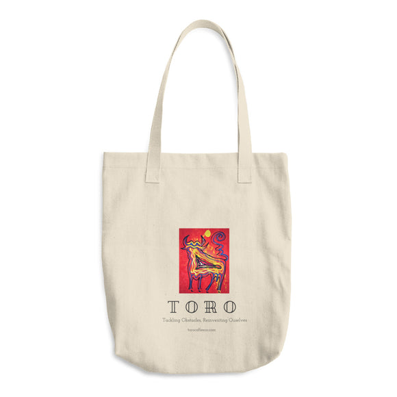 Toro Cotton Tote Bag