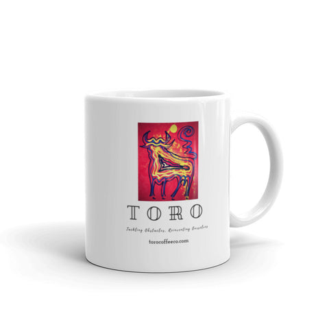 Tackling Obstacles, Reinventing Ourselves- Mug made in the USA