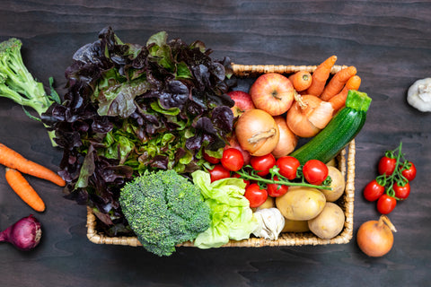 Three Benefits of Ordering Produce Delivery From a Local Veg Box Business