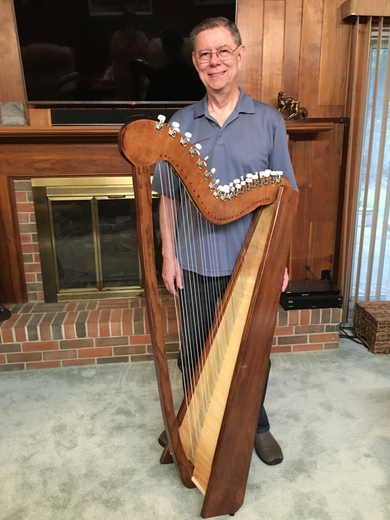 Help for the Harp Do-It-Yourself-er