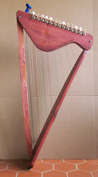 26 STRING PINE HARP KIT (NO WOOD)