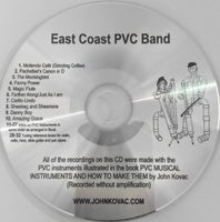 CD: EAST COAST PVC BAND