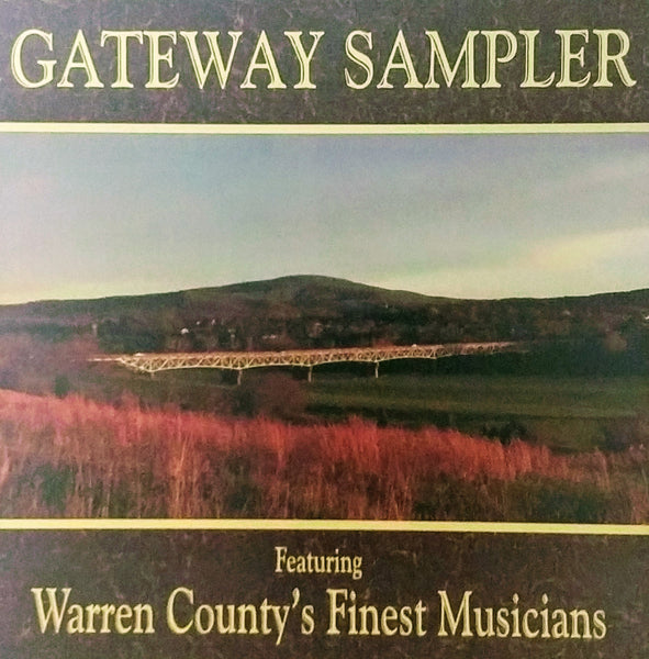CD: GATEWAY SAMPLER- (Featuring Warren County's Finest Musicians)