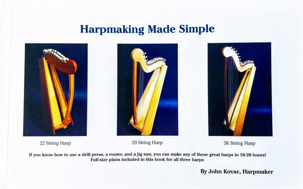 HARPMAKING MADE SIMPLE