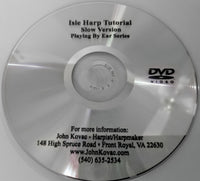 DVD: ISLE HARP- A LEARNING COMPANION MATCHES CD