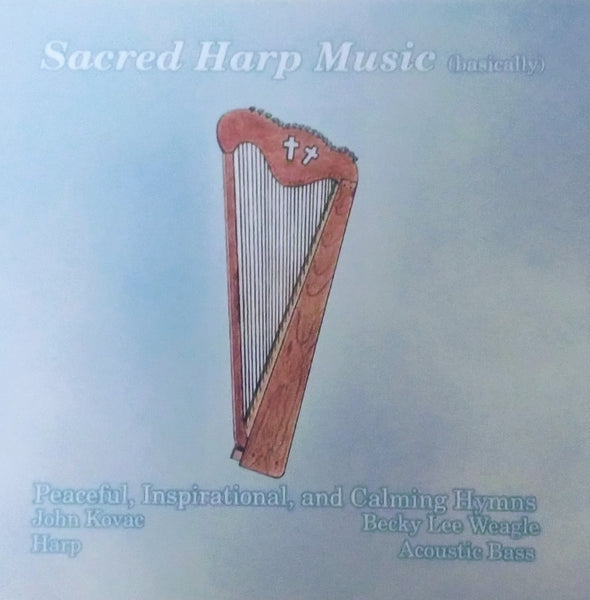 CD: SACRED HARP MUSIC