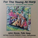 Young at Harp CD Cover