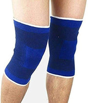 Elastic Knee Support For Joint Pain Surgical & Sports Activity - 1 Pair
