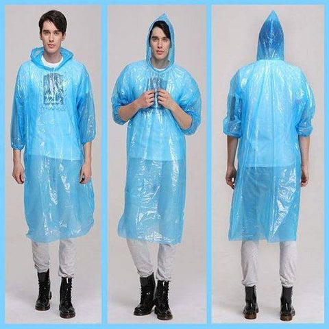 WALLET SIZED RAINCOAT