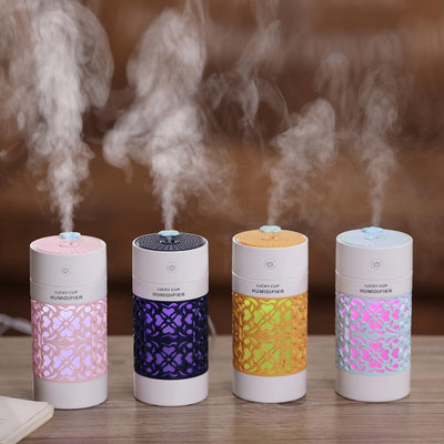 Humidifier USB Ultrasonic with LED light