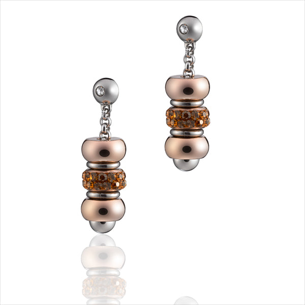 Ladies' Earrings Time Force TS5137PR