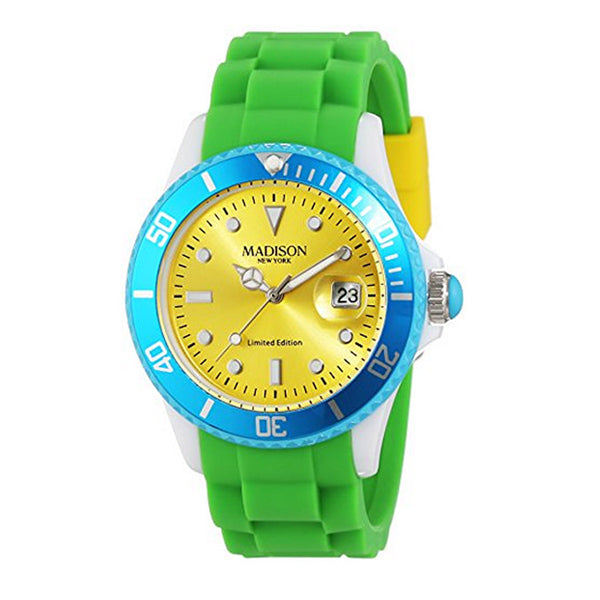 Unisex Watch Madison U4484G (40 mm)