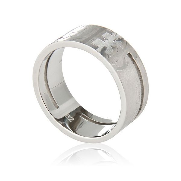 Men's Ring Guess UMR11102-64 (20,5 mm)