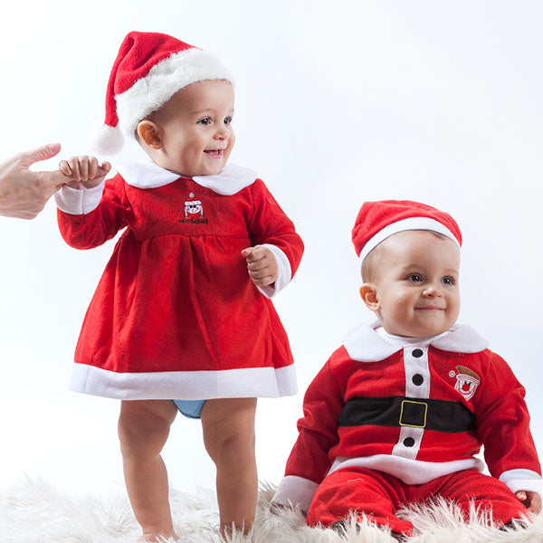 Father Christmas Children's Costume