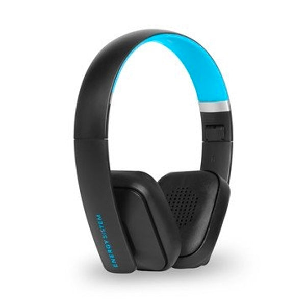 Bluetooth Headset with Microphone Energy Sistem BT2 396894 Cyan