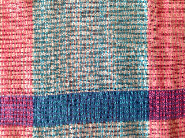 Pink and Blue - Weavers
