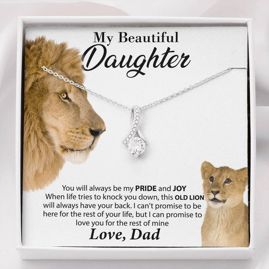 Alluring Beauty Necklace - My Pride and Joy - Total Dads
