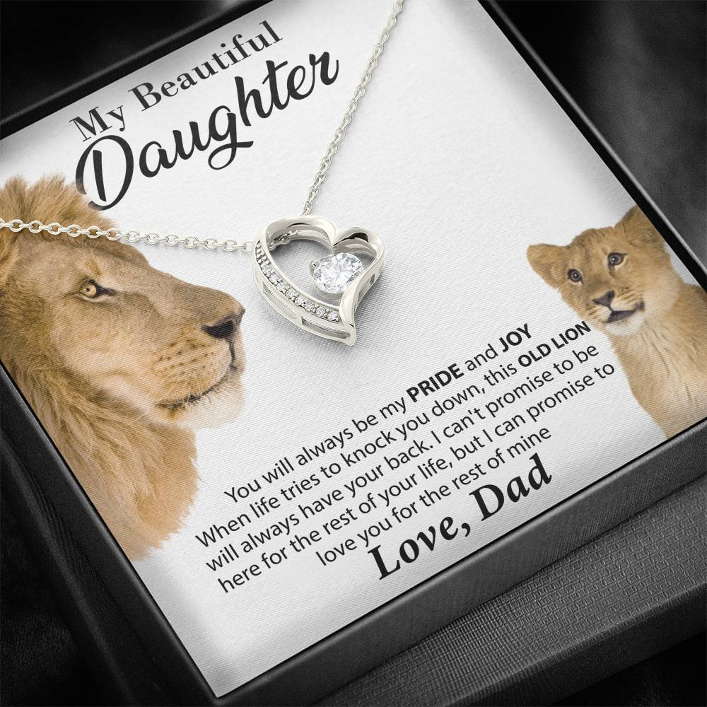 Forever Love Necklace - My Pride and Joy - Total Dads