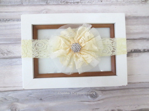 Baby headband, Baby Flower Headband, Infant Headband, Toddler Headband, Baby Head band, Girl Hair Bow, Newborn Headband, Baby hair bow