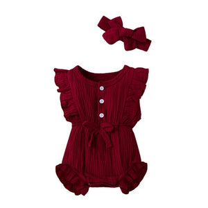 Scarlett Ruffled Jumpsuit