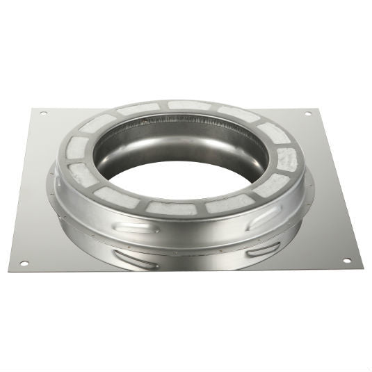 ComfortBilt 6 Inch Double Wall Chimney Pipe Anchor Plate