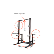 Q235 Squat Rack - In Stock