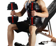 Rug & Rig Adjustable Dumbbells - IN STOCK