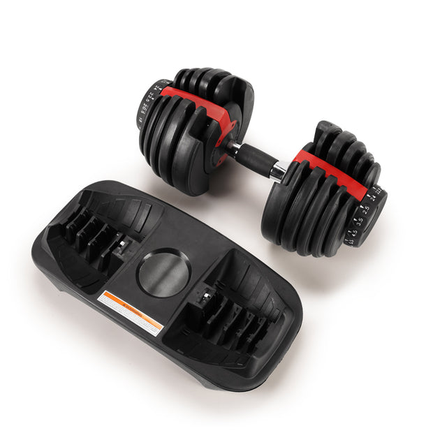 Rug & Rig Adjustable Dumbbells - PREORDER EARLY SEPTEMBER-RUG & RIG Compact Home Gym