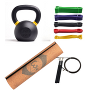 Kettlebell Commando Pack