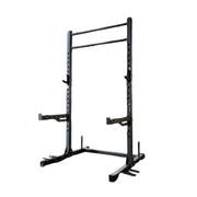 Rug & Rig Bumper Set with 6 Angle Bench and Power Rack - IN STOCK