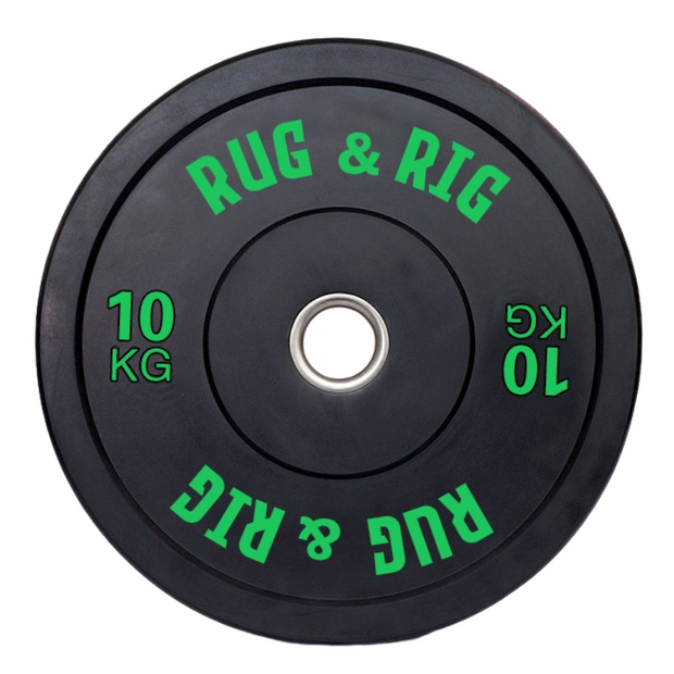 Olympic Weight Plate Set (60KGS) with 20KG X 700LBS Barbell and Plastic  Collars - IN STOCK