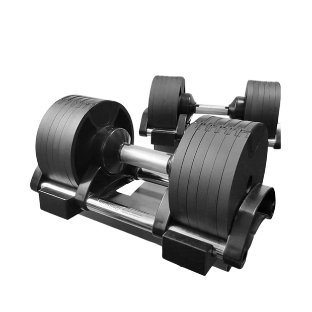 Dumbbells Adjustable Weight Set - IN STOCK