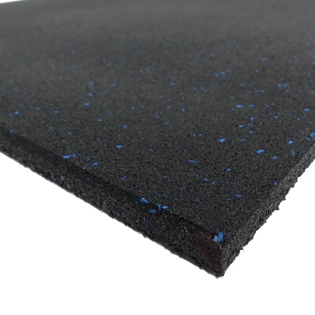 Rubber Flooring (Commercial) 1M X 1M X  20MM - IN STOCK