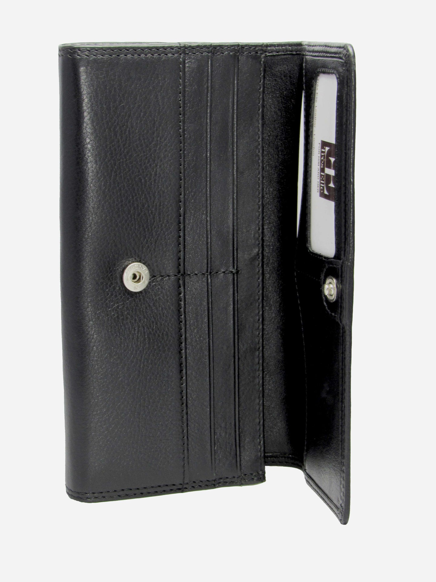 Purse's Real Leather with RFID Protection 3