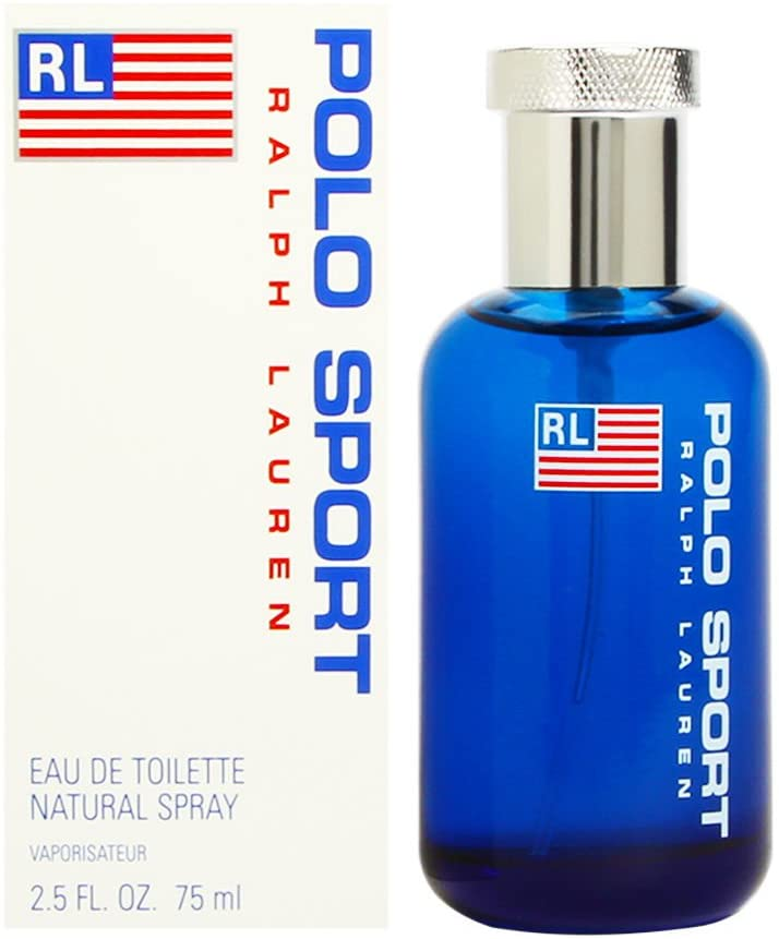 Polo Sport by Ralph Lauren Eau de Toilette Spray 75ml