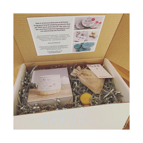 bee Burner & Melt Gift Box
