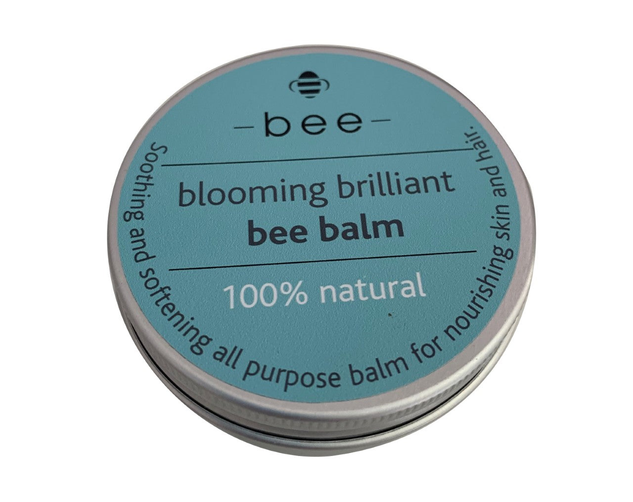 blooming brilliant bee balm