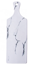 Load image into Gallery viewer, Rectangle Marble Serving Board