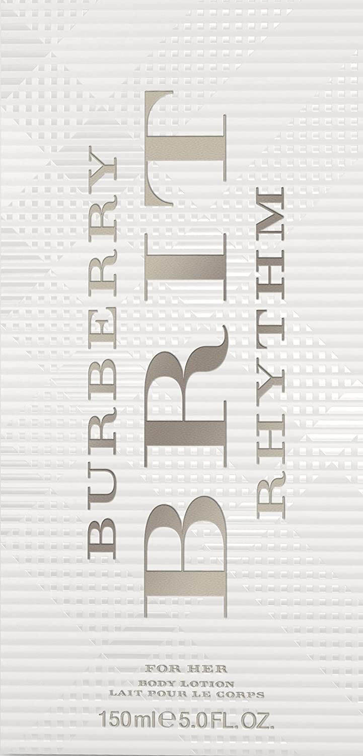 BURBERRY Brit Rhythm for Her Body Lotion 150 ml