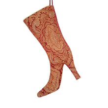 Load image into Gallery viewer, Handmade Christmas Stocking