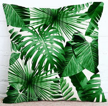 Load image into Gallery viewer, Tropical Cushion Cover