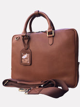 Load image into Gallery viewer, Unisex Laptop Briefcase With RFID Protection