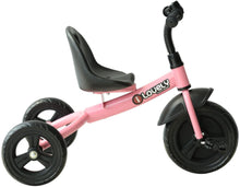 Load image into Gallery viewer, HOMCOM 3 Wheels Ride on Toddler Tricycle-Pink