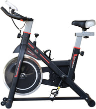 Load image into Gallery viewer, HOMCOM 8kg Flywheel Exercise Bike