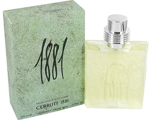 Cerruti 1881 Pour Homme 100ml EDT Men Spray