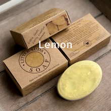 Load image into Gallery viewer, Little Suds Little Loofah Lemon