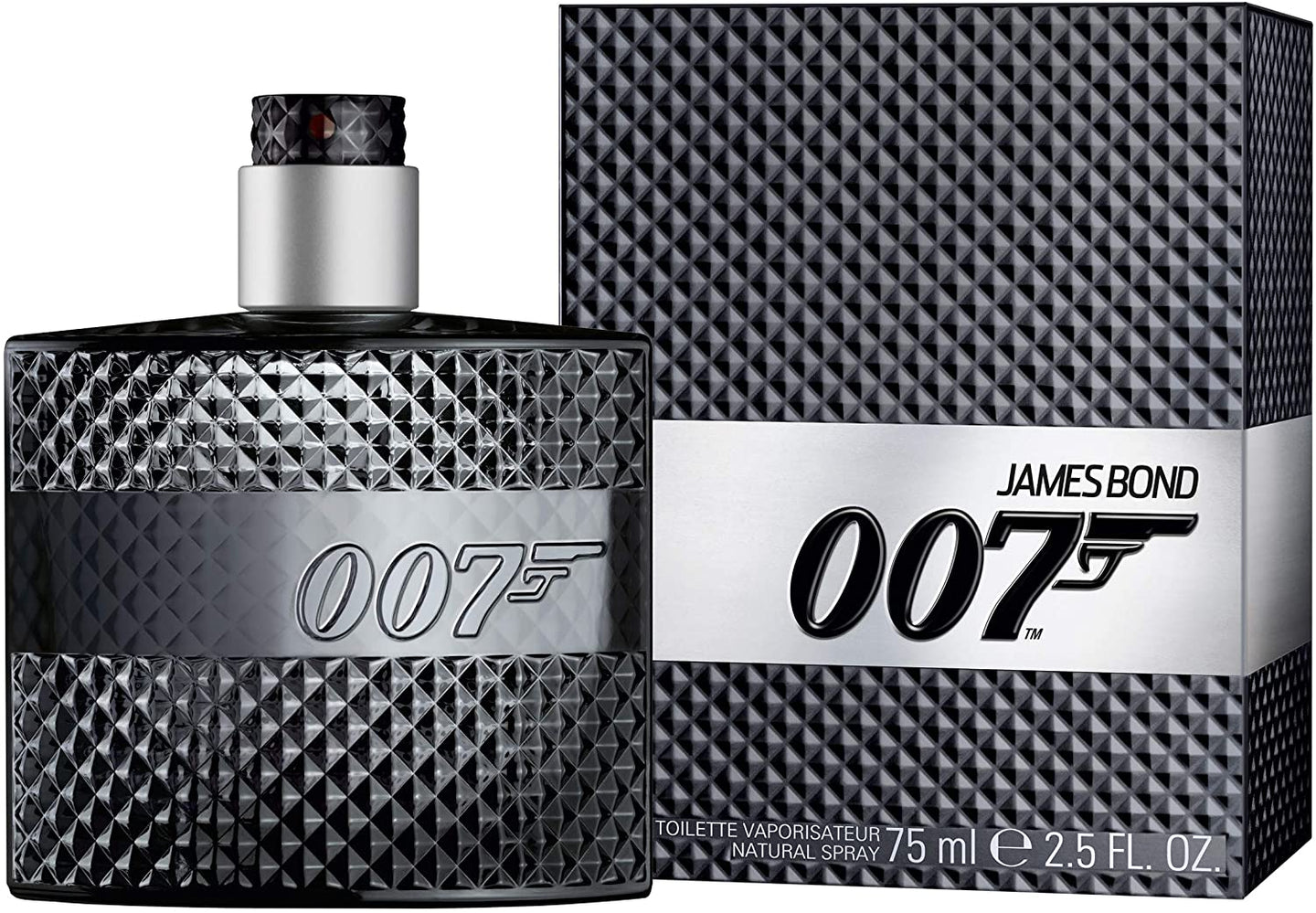 James Bond 007 Signature Eau De Toilette Fragrance For Men, 75 ml