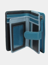 Load image into Gallery viewer, Purse's Real Leather with RFID Protection 4