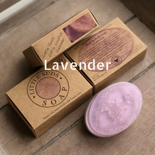 Load image into Gallery viewer, Little Suds Little Loofah Lavender