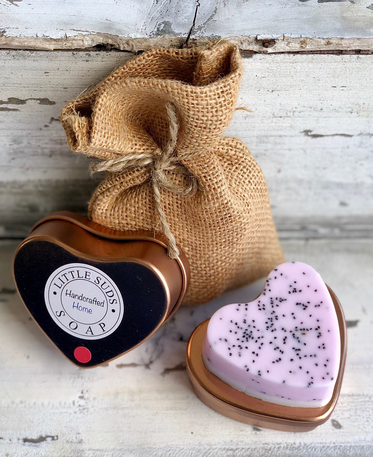 Heaven Scent Big Heart Soap